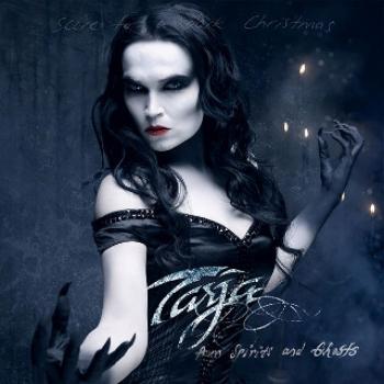 """Tarja sorgt für außergewöhnliche Weihnachten – Album """"from Spirits and Ghosts (Score for a dark Christmas)"""" und erste Graphic Novel ab 17.11"""