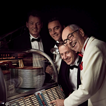 THE WORLD FAMOUS GLENN MILLER ORCHESTRA DIRECTED BY WIL SALDEN–THE LICENSED ORCHESTRA FOR EUROPE